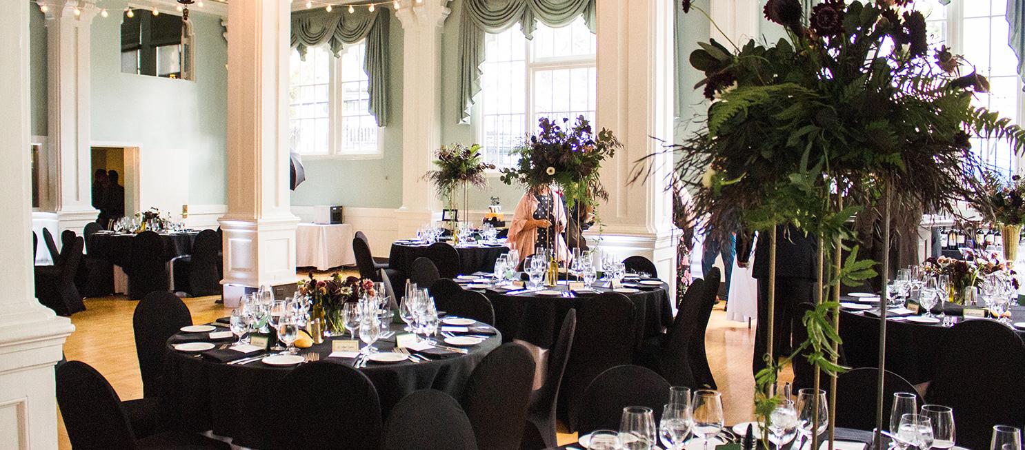 Hotel Petaluma Banquet Style Seating
