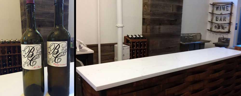 Barber Cellars Tasting Room
