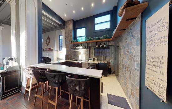 Hotel Petaluma - Bar Area