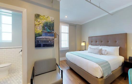 Hotel Petaluma - Standard King